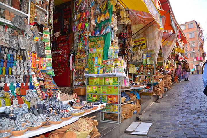 Things to do in La Paz Bolivia - Witch Doctor's Market